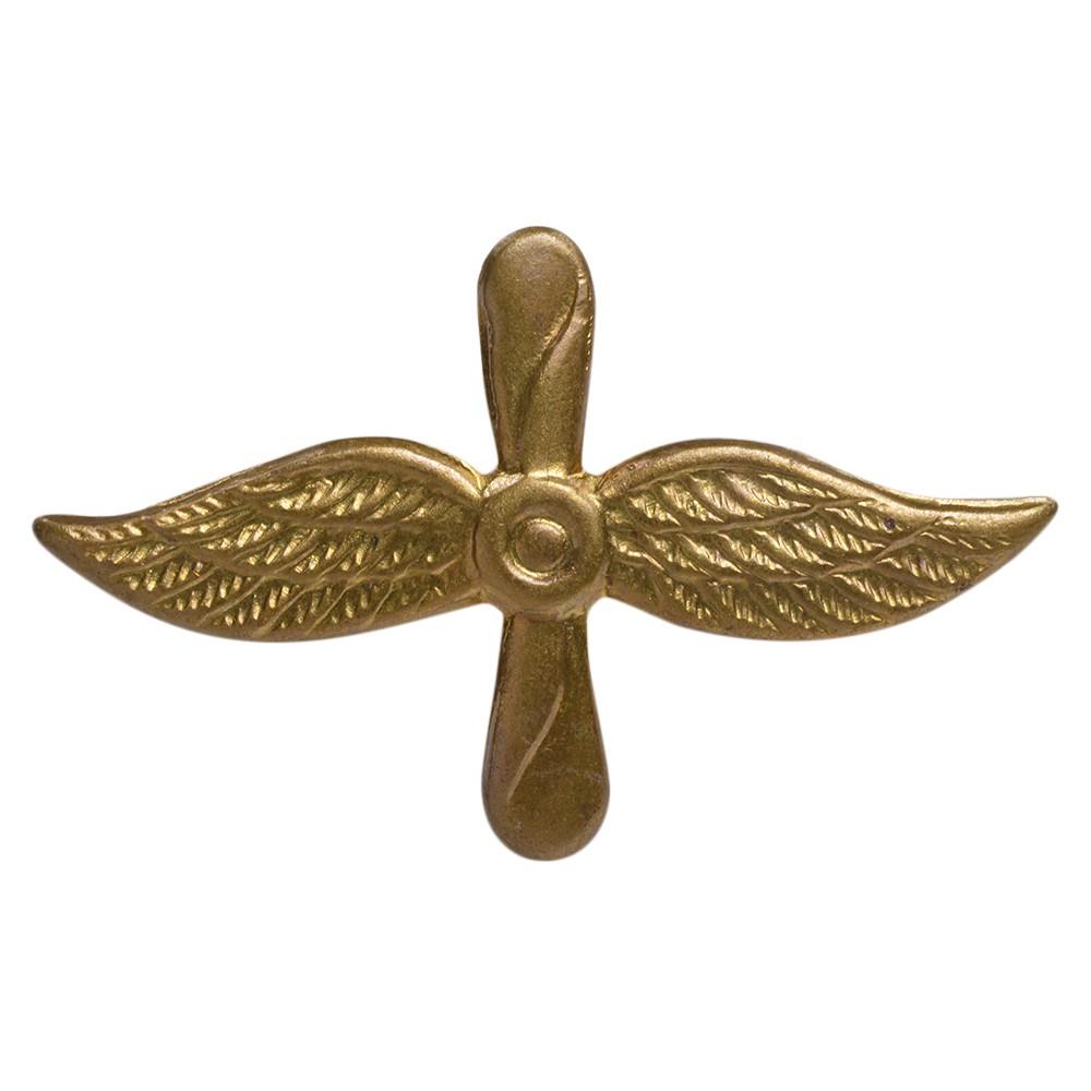 チェコ軍放出品 バッジ 記章 空軍