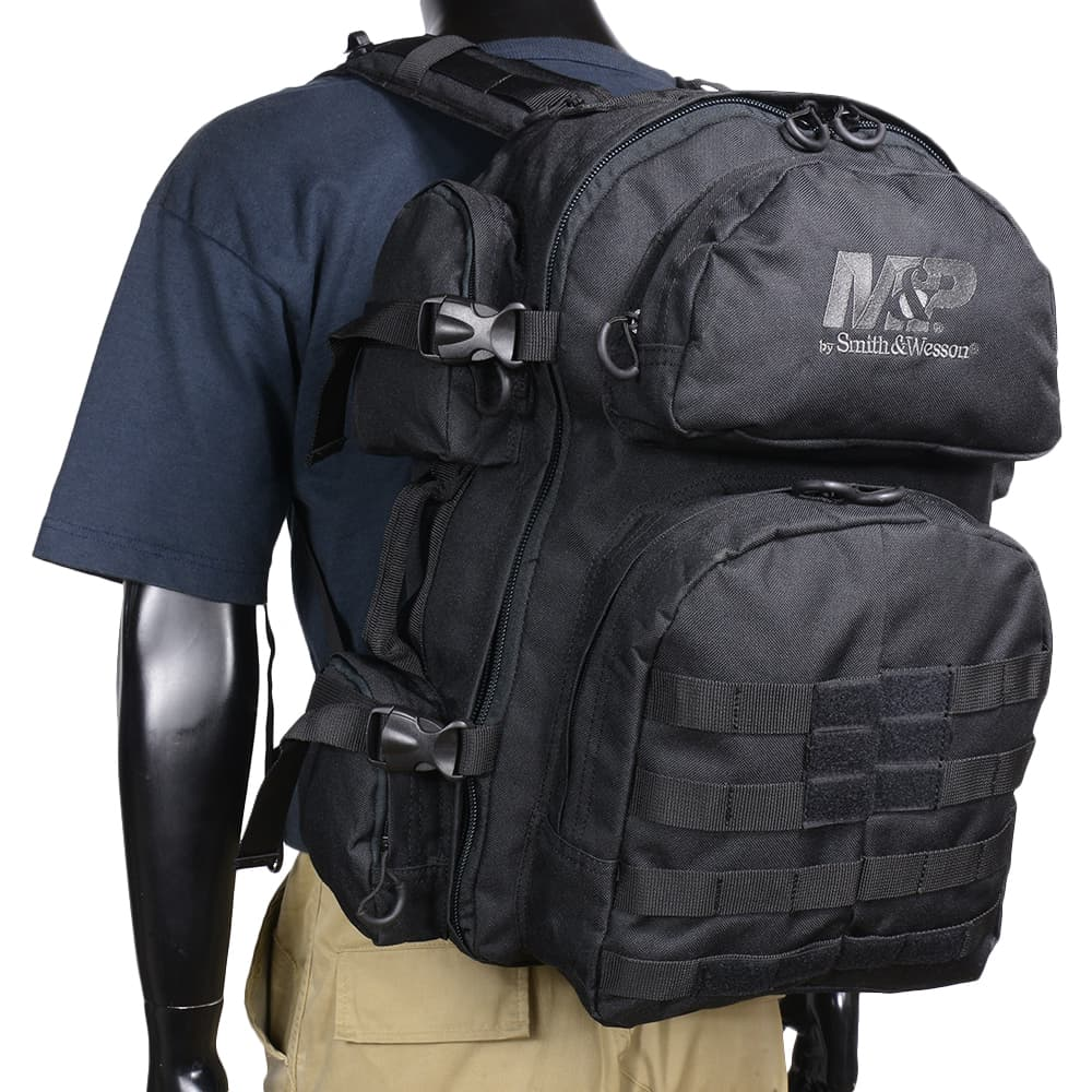 S&W バックパック M&P Pro Tac 110027