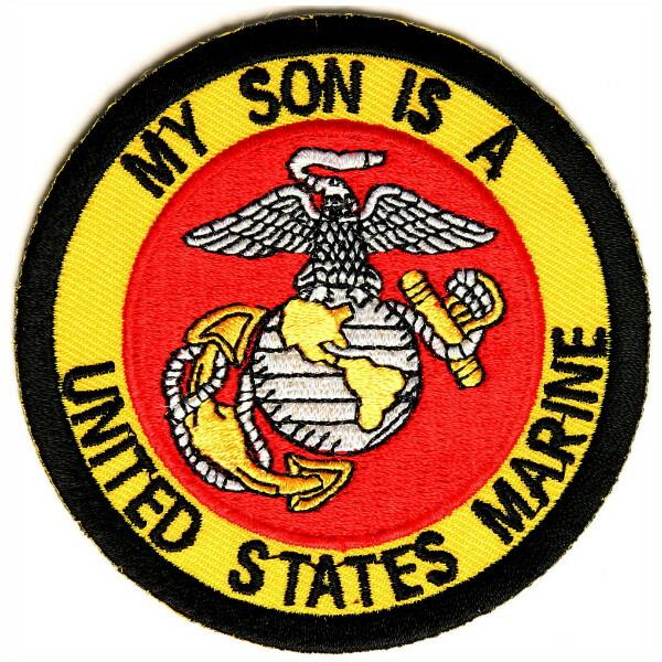 Reptile Rakuten Global Market Military Patch Usmc Emblem Round