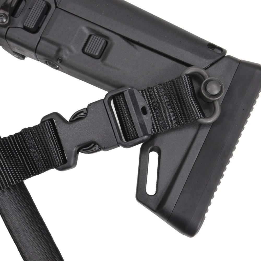 BLACKHAWK QDスイベル付き スリングアダプター 70SA03BK