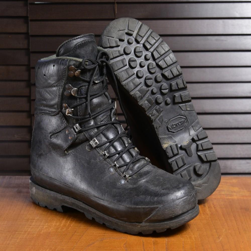 オーストリア軍放出品 アルパイン スノーブーツ 防寒 登山靴