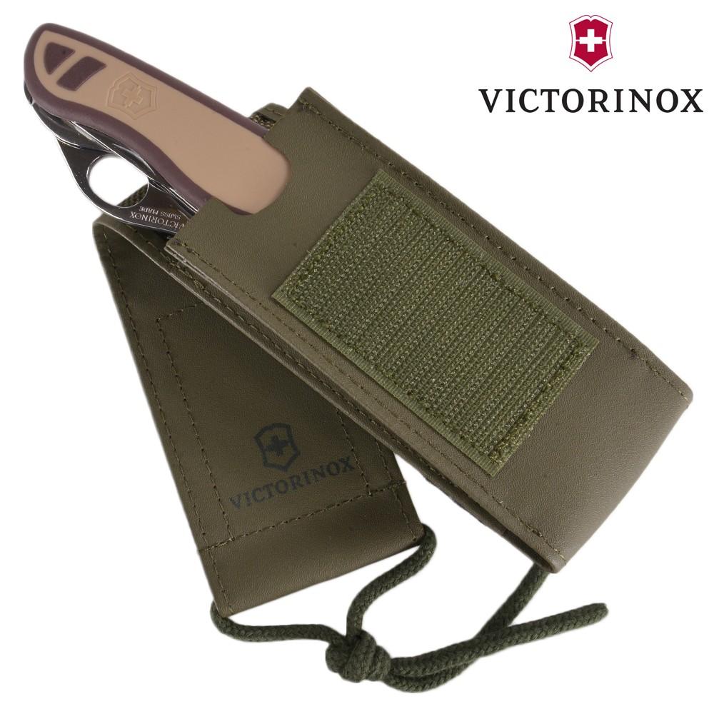 VICTORINOX ミリタリーナイフケース 4.0822.4 オリーブ