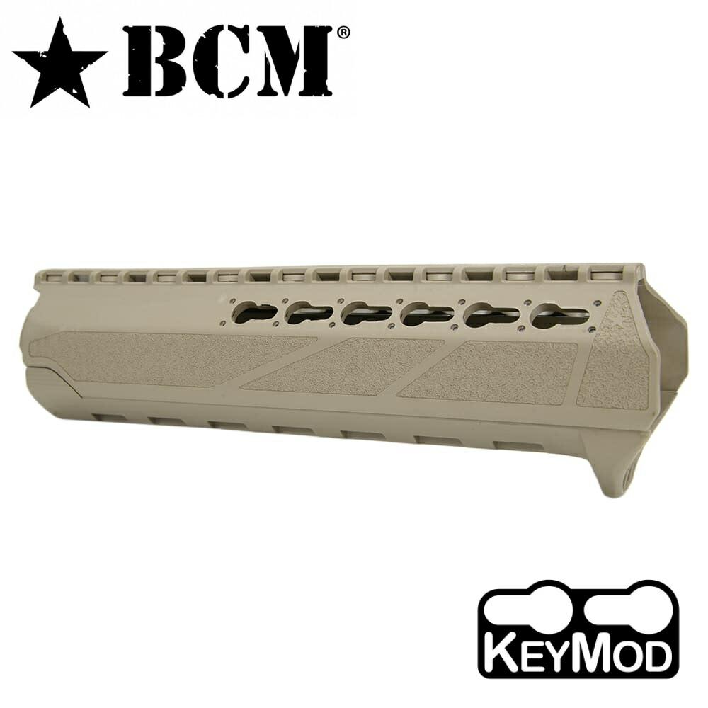 BCM 実物 ハンドガード PKMR ポリマー製 KeyMod M4 AR15用