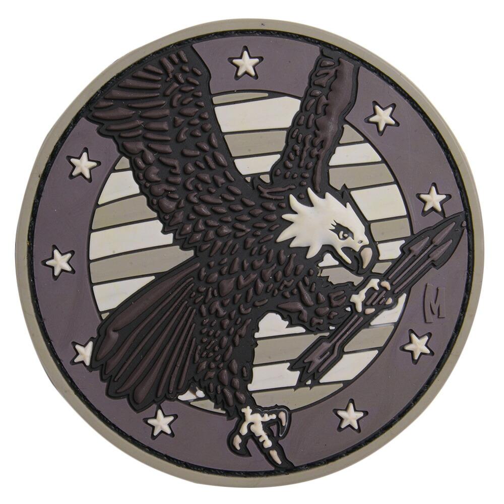 MAXPEDITION ミリタリーパッチ American Eagle ベルクロ