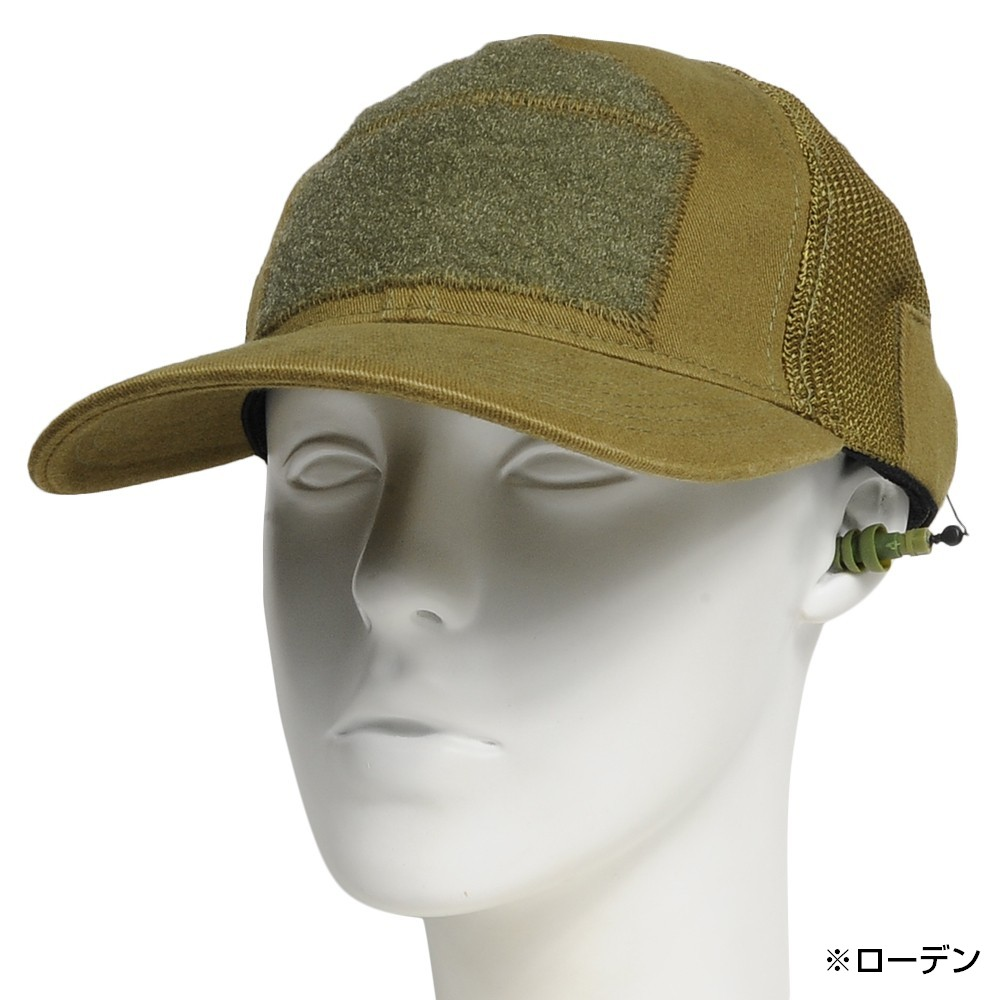 MIL-SPEC MONKEY ear plug deluxe baseball cap baseball cap men work cap hat  military cap with mil specifications monkey CG-HAT mesh cap DLUX earplugs