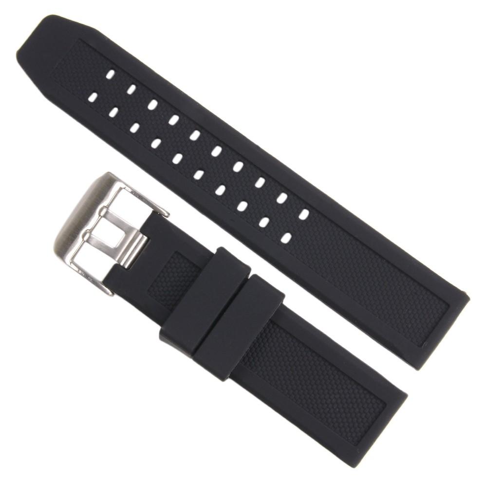 腕時計用 交換ベルト ルミノックス互換 3050シリーズ対応 ラバー