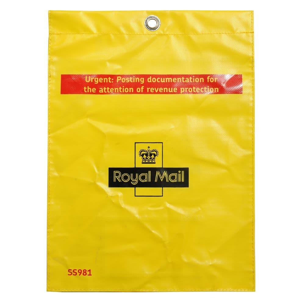 メールバッグ 郵便袋 ロイヤルメール社 リップストップ PVC製