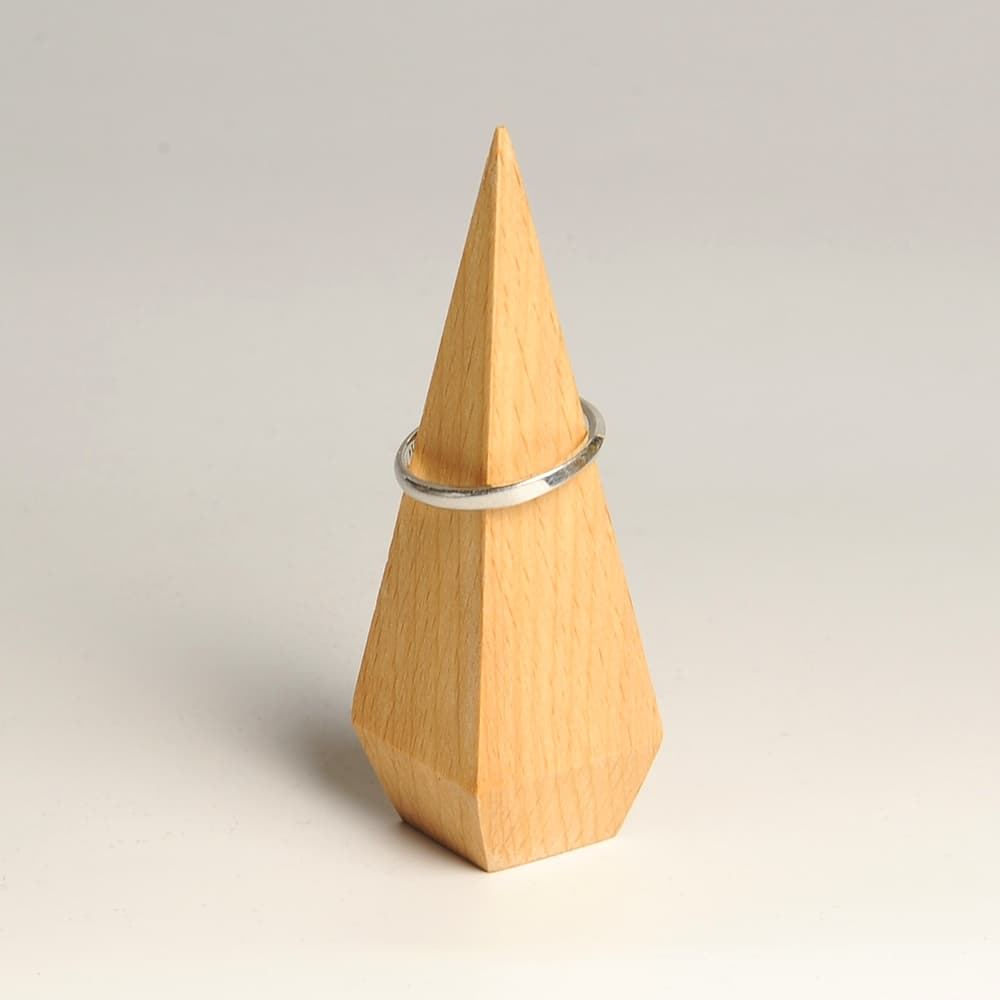 指輪スタンド 円錐型 ディスプレイ用品 ジュエリースタンド 店舗用品