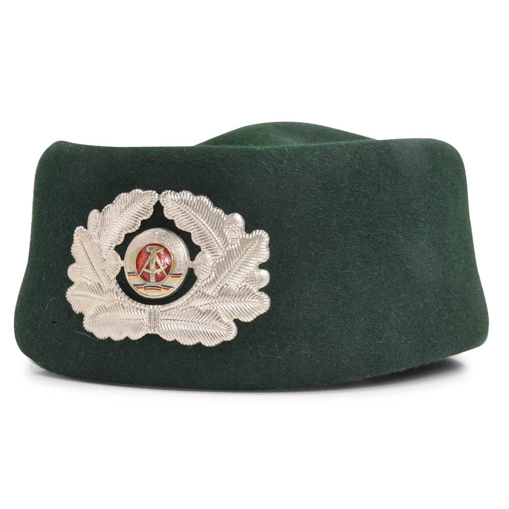 ドイツ軍放出品 帽子 NVA 女性兵士 ドレスハット