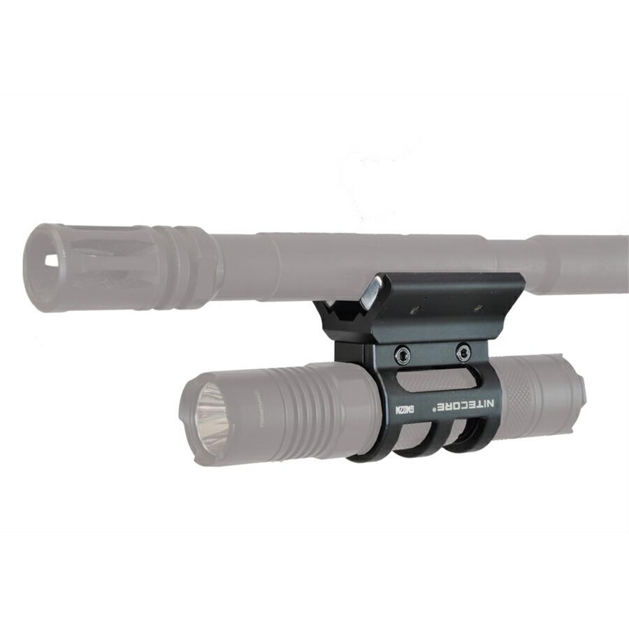 NITECORE マグネット式ライトマウント 1インチ径 GM02M