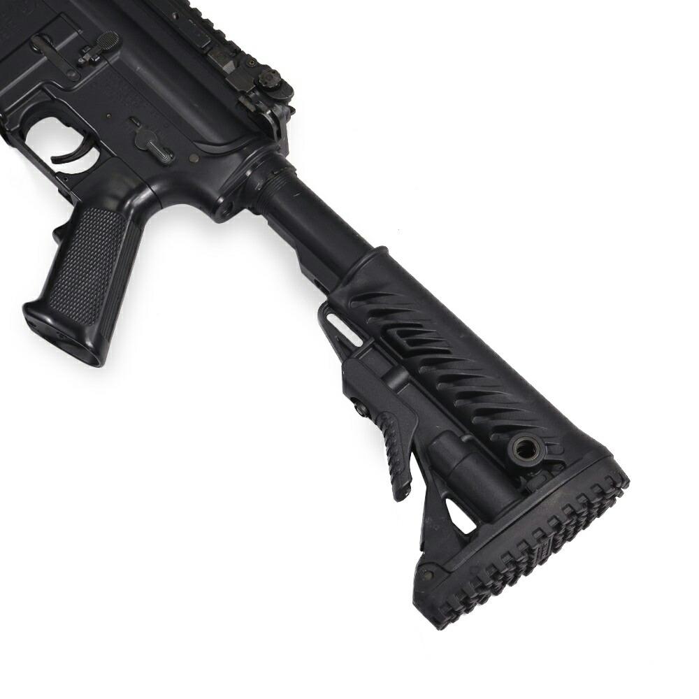 FABディフェンス 実物 GLR-16 AR15/M4対応 電池収納付ストック