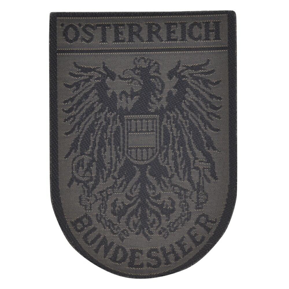 オーストリア軍放出品 ワッペン 国章 デッドストック品