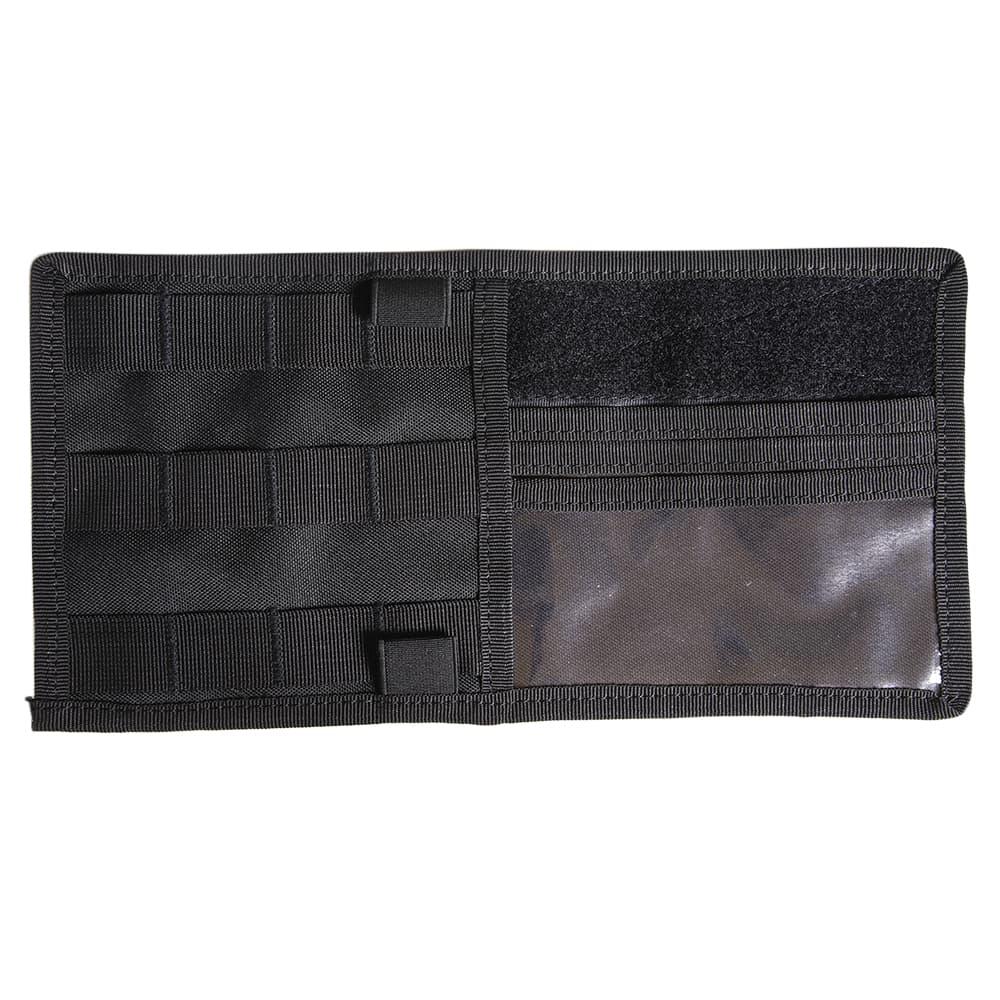 サンバイザーポケット PALSウェビング付き 車載用 ナイロン製