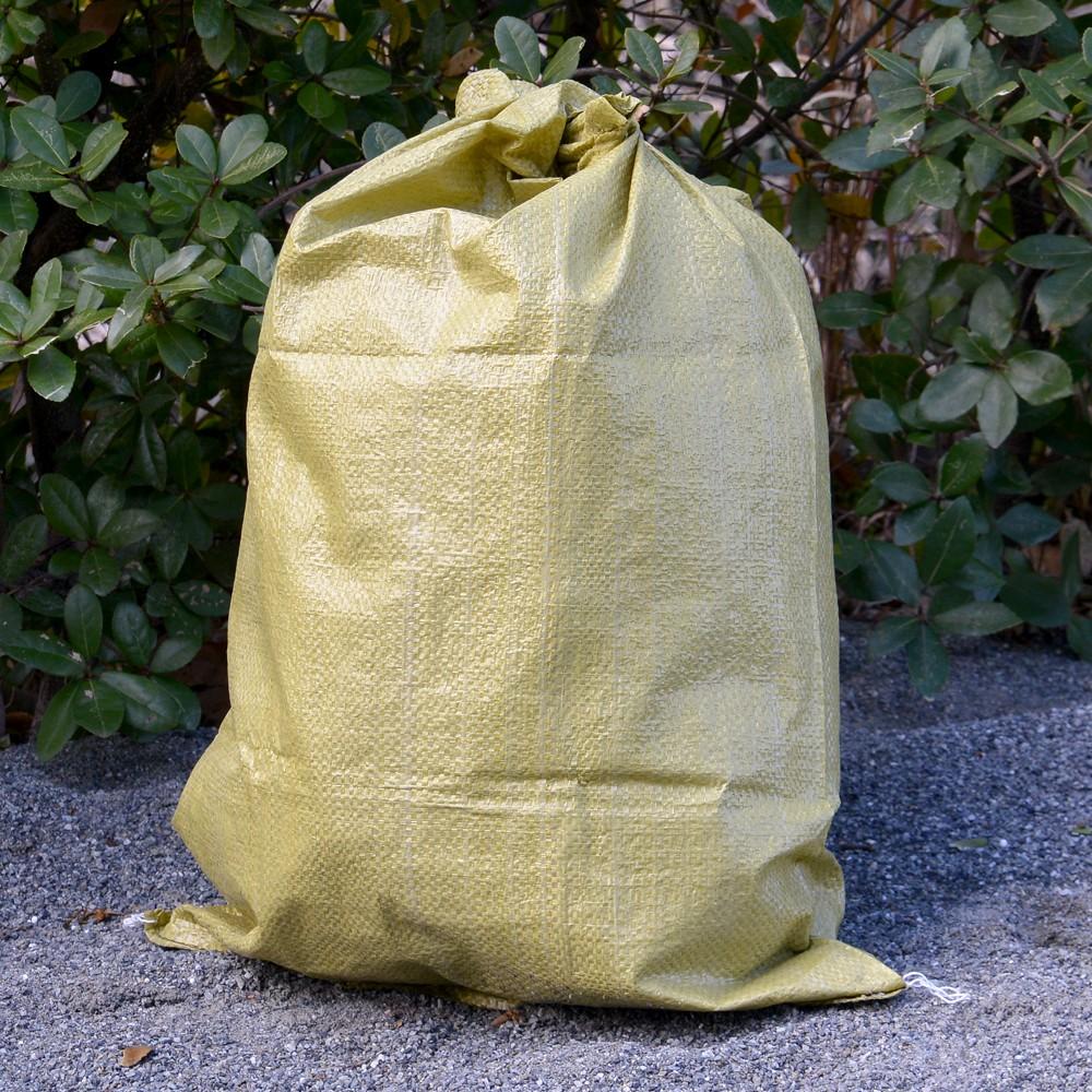 土のう袋 ミリタリーカラー PP製 口紐なし 土嚢