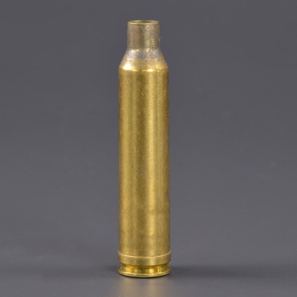 希少 RWS 空薬きょう 7mm REM MAG ライフル弾 ゴールド