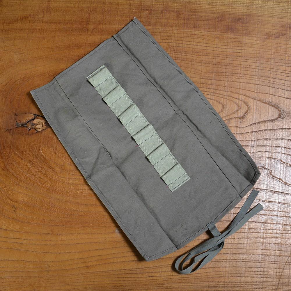 スウェーデン軍放出品 メディカルポーチ 布製