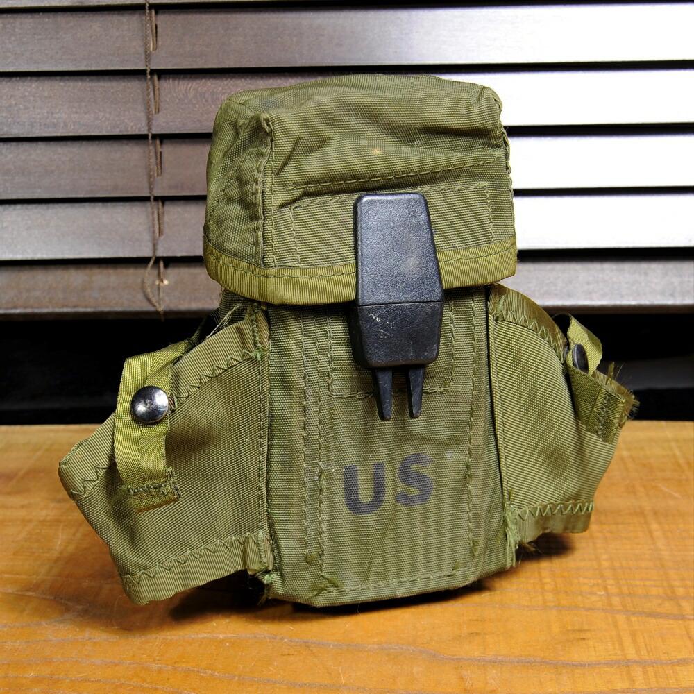 米軍放出品 マグポーチ M16自動小銃 30連用 ALICE装備