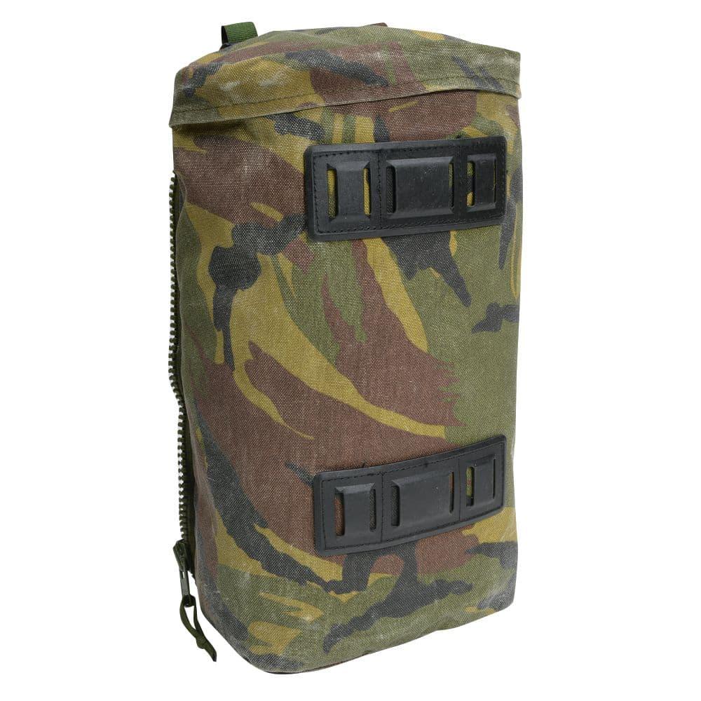 オランダ軍放出品 バックパック用拡張ポーチ DPM迷彩 PLCE型
