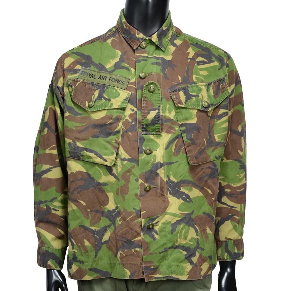 イギリス軍放出品 Soldier 95 フィールドジャケット DPM迷彩 空軍