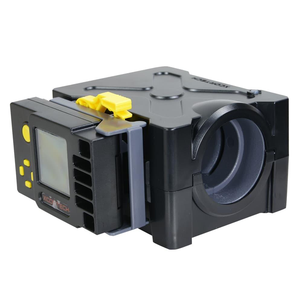 XCORTECH 弾速計 X3500 三脚対応 遠隔液晶モデル 外部電源対応