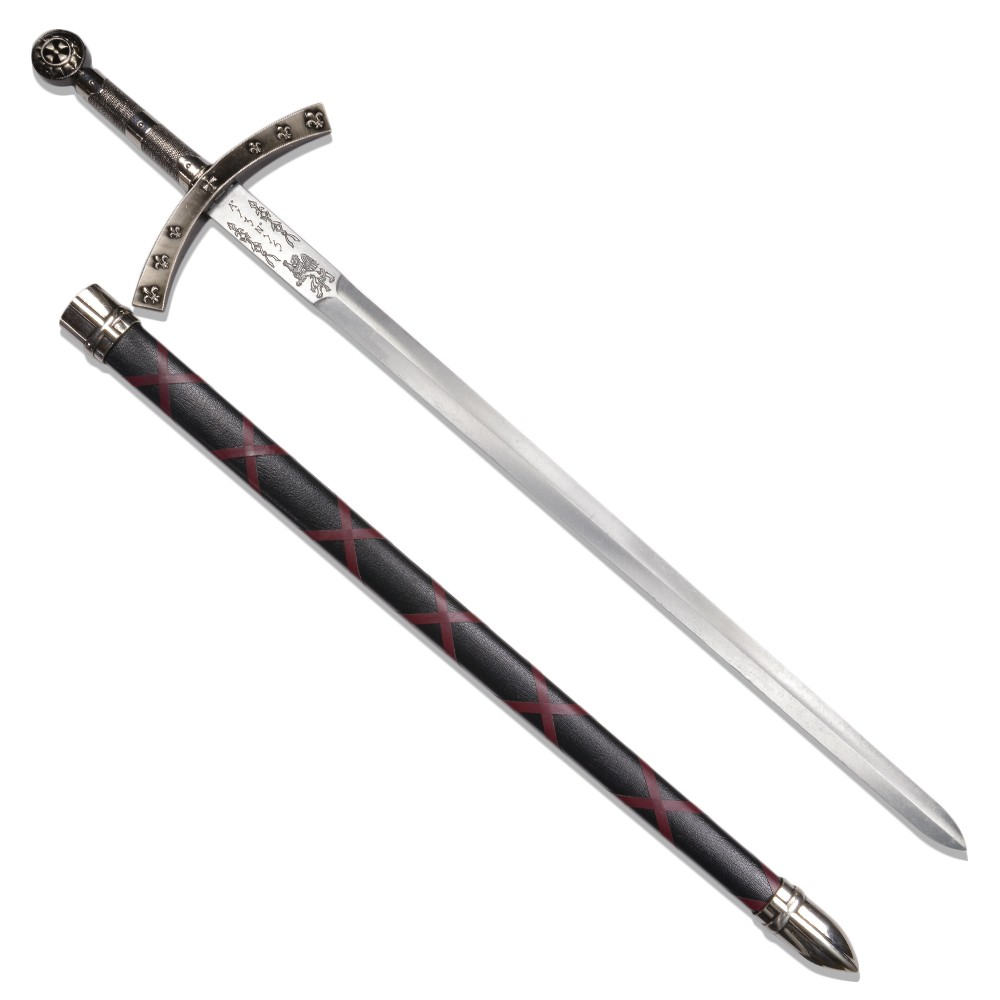 DENIX 4188 ペインズスオード 模造刀 ロングソード 112cm