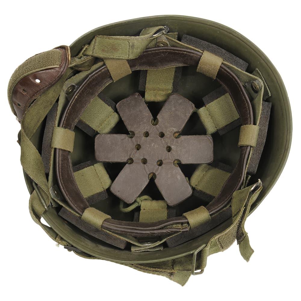 フランス軍放出品 インナーパット F1ヘルメット用