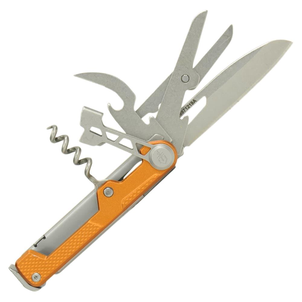 GERBER アーミーナイフ Armbar Cork マルチツール ライナーロック式 ポケットナイフ