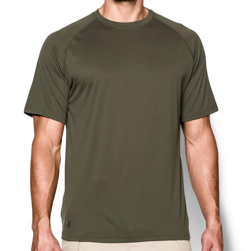 アンダーアーマー 半袖Tシャツ 1005684 ルーズテック ヒートギア