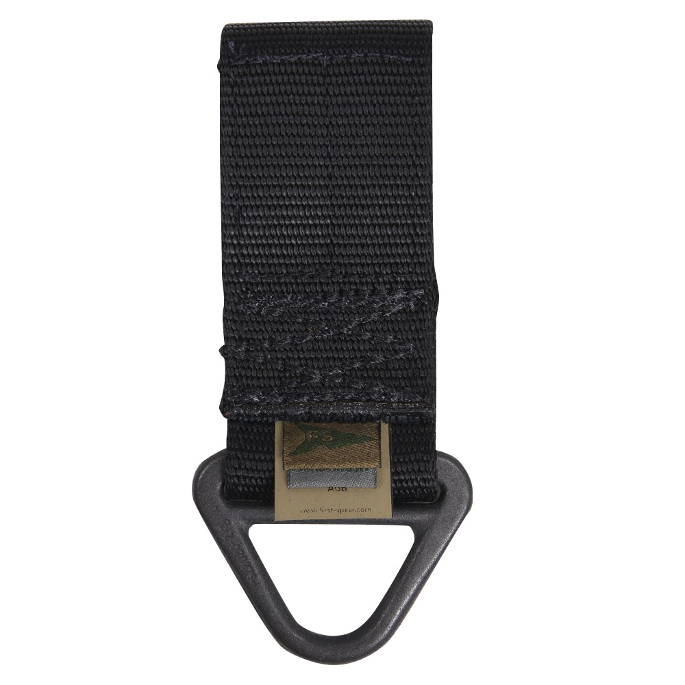 """Radio Belt Clip Leather Belt Loop with D Ring 3//4/"""" x 5//8/"""""""