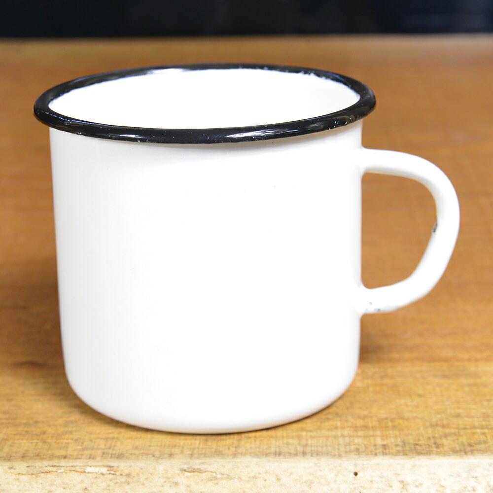 ロシア軍放出品 マグカップ 食器 ホーロー