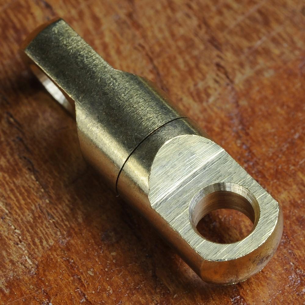 回転カン 真鍮製 スイベル
