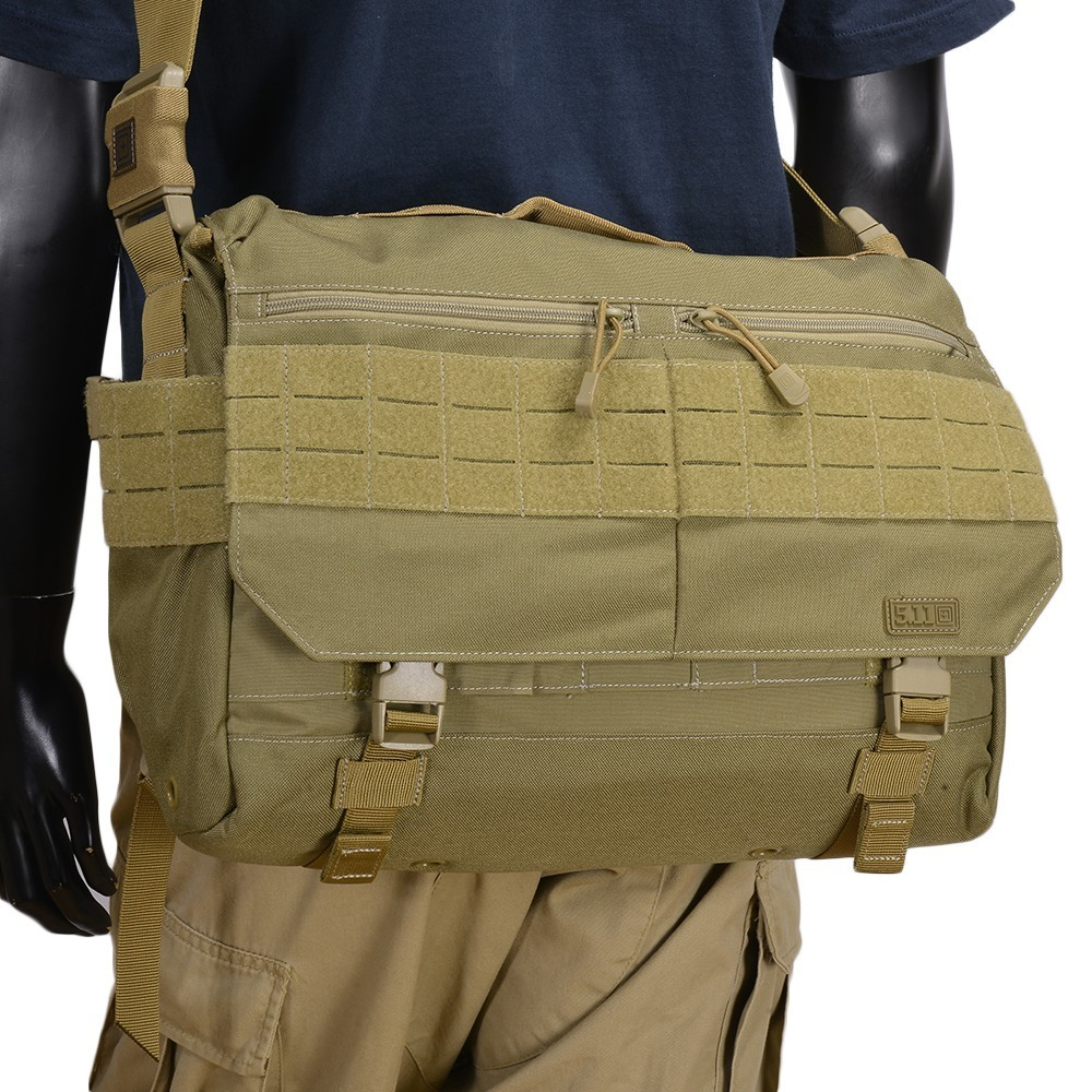 5e55e607eb06 5.11 tactical rush Messenger bag in sandstone   M size 511 Tactical 511  RUSH shoulder bag Messenger bag casual bag bag bag military canvas also bag  ...
