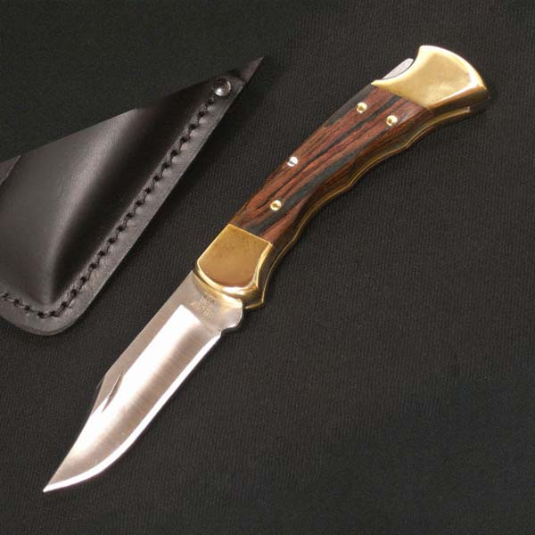 Reptile: BUCK Ranger Knife 112 BRSFG Outdoor Knife & Tool