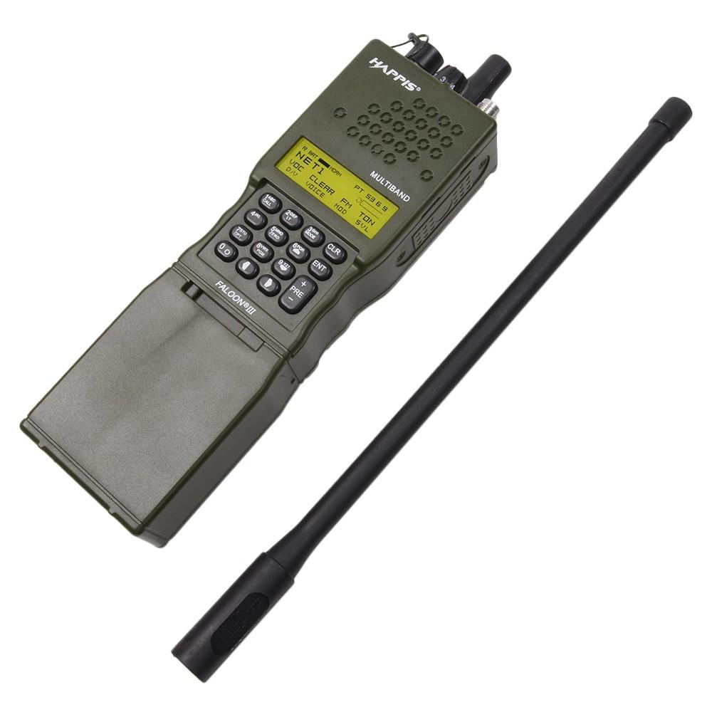 ダミーラジオケース PRC-152 トランシーバー型 OD