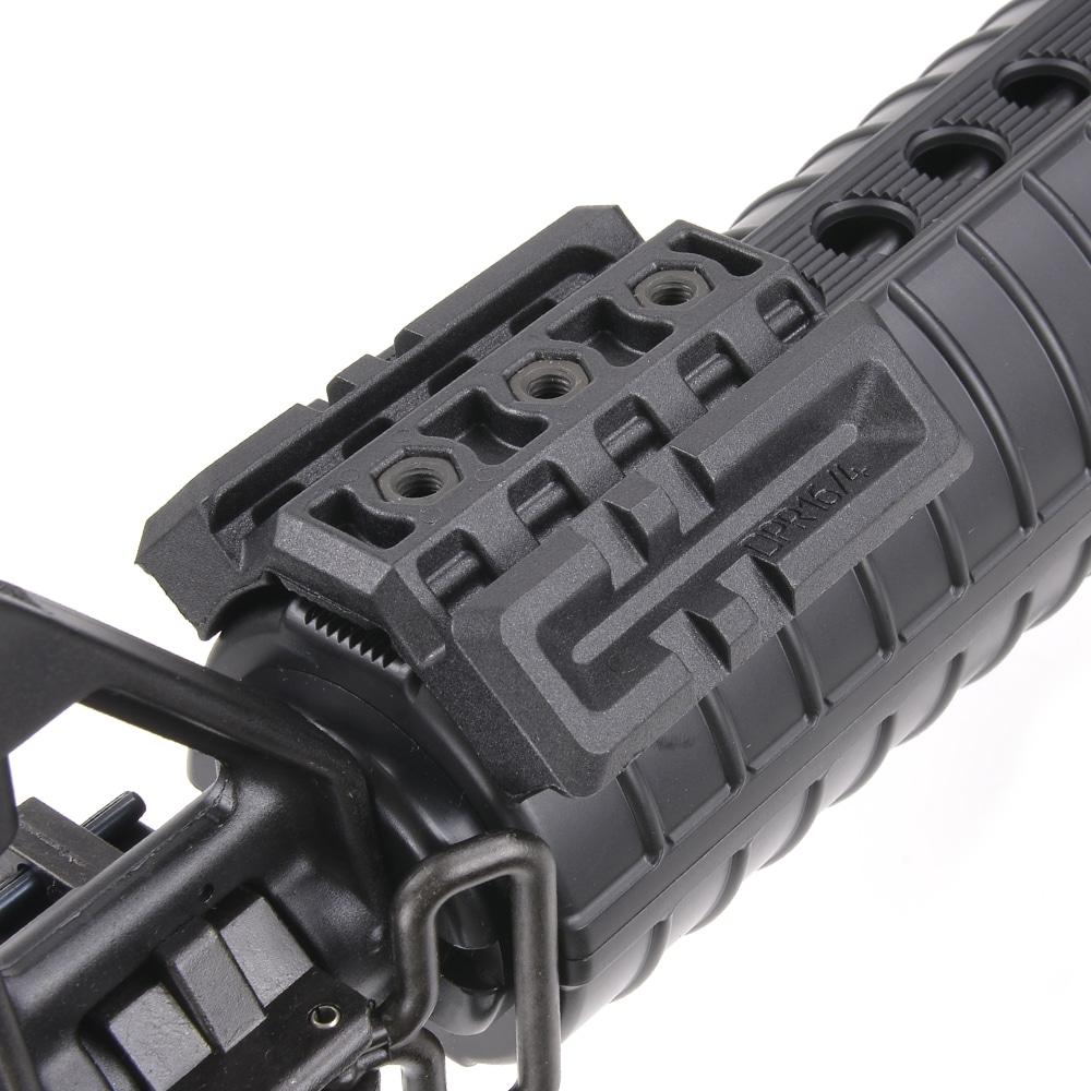 FABディフェンス 実物 DPR マウントベース M4 M16ハンドガード用