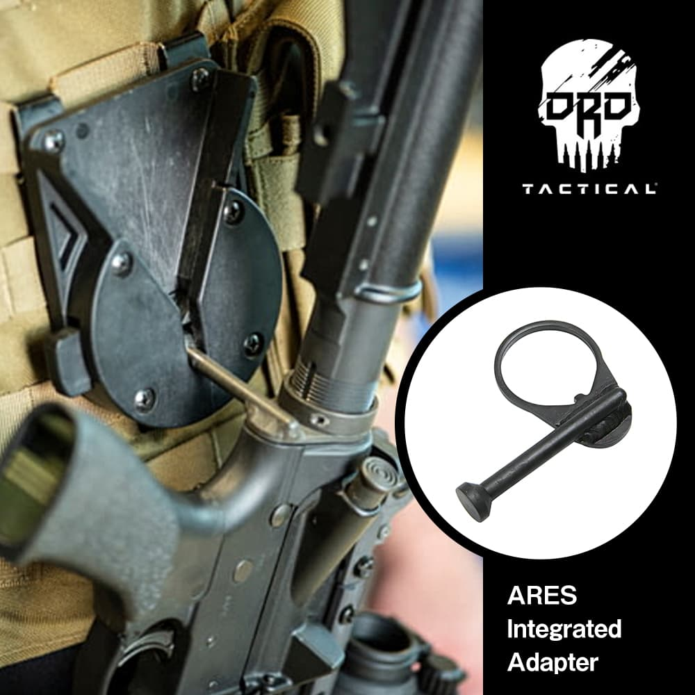 DRD Tactical エンドプレート ARES ウェポンキャッチ用M4/M16/AR15対応