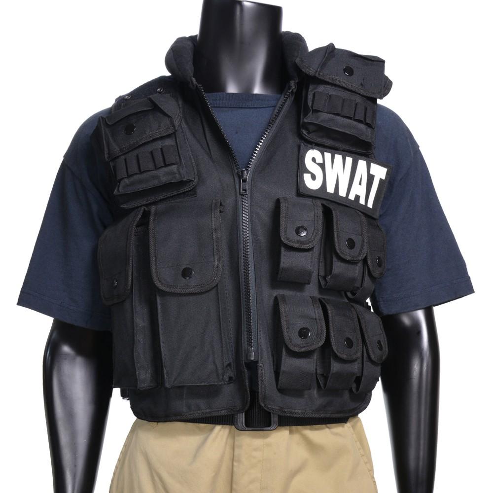 タクティカルベスト SWAT