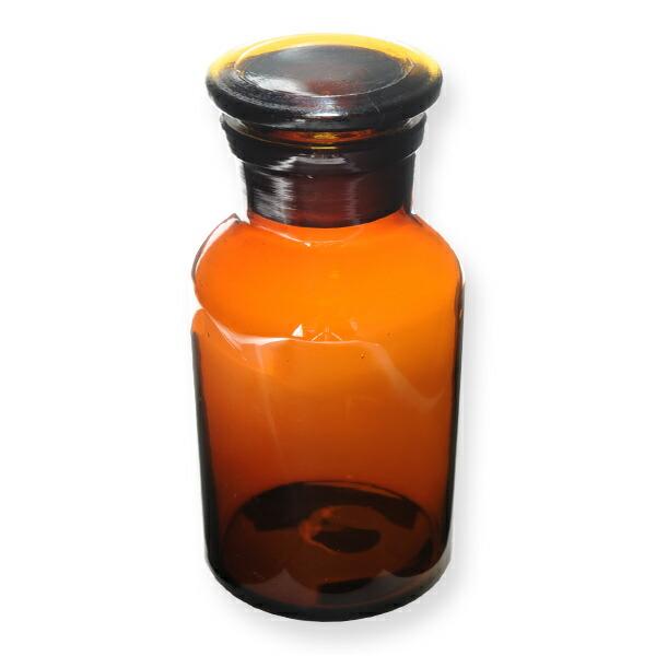 メディシンボトル 薬瓶 アンバー