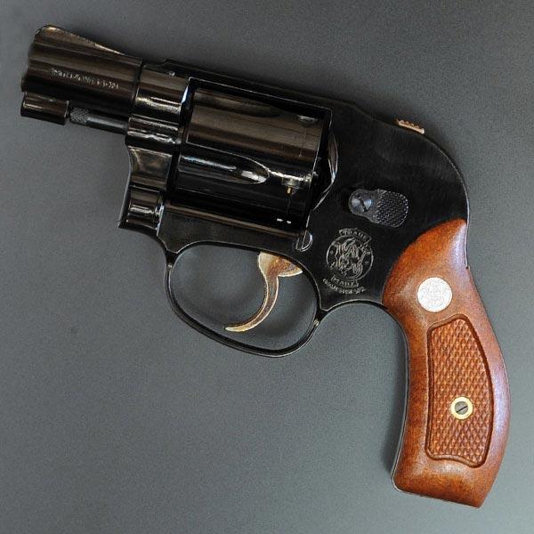 タナカ モデルガン S&W M49 ボディーガード 2インチ ジュピターフィニッシュ