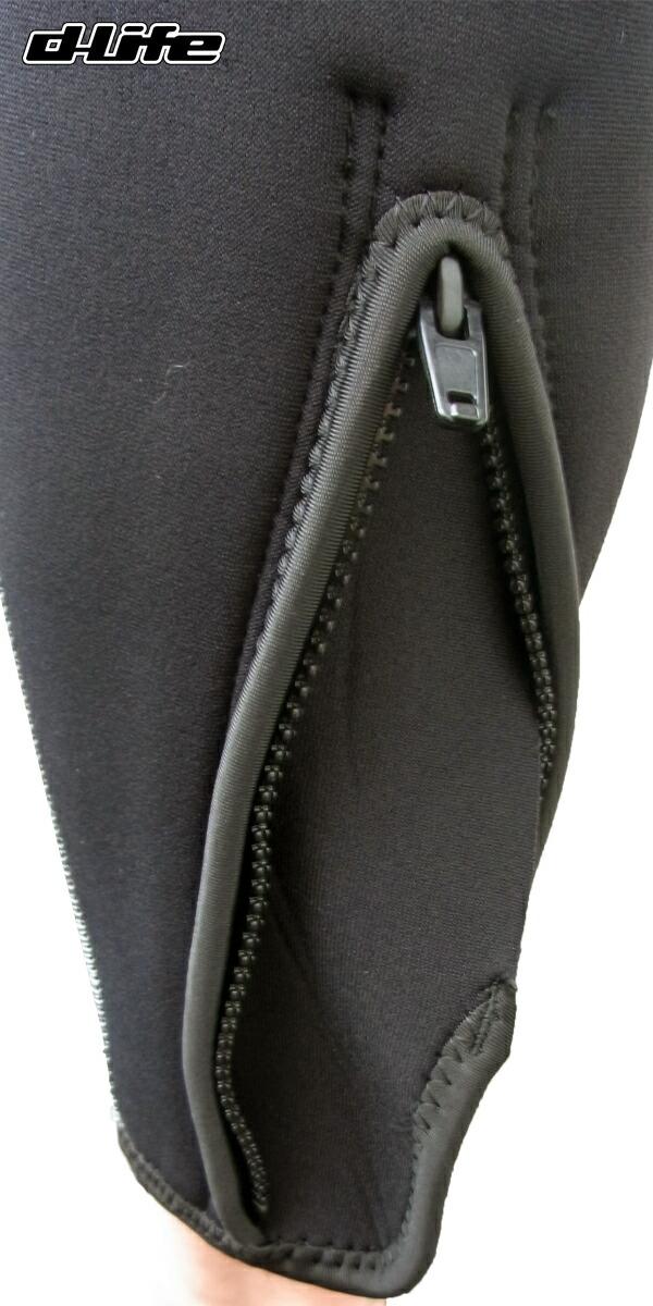 5mmウェットスーツコンチネンタルクラシック