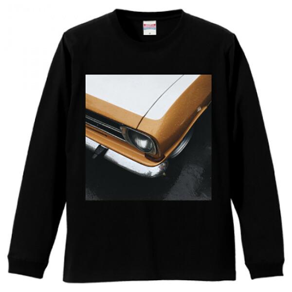 ガール プリントTシャツ