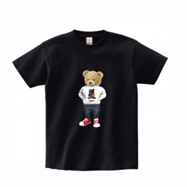 ガールプリント Tシャツ