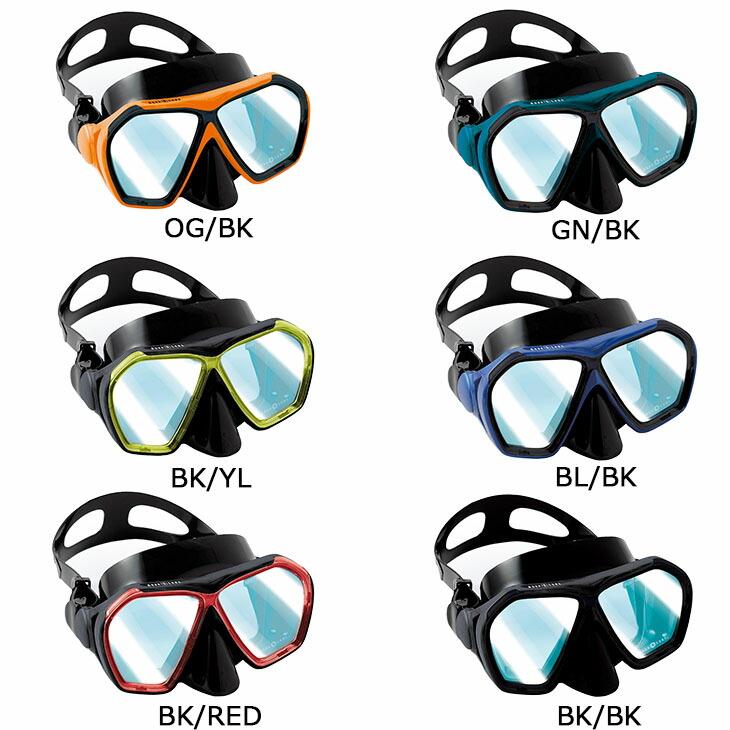 AQUALUNG(アクアラング)ダイビング マスク ニーナマスク