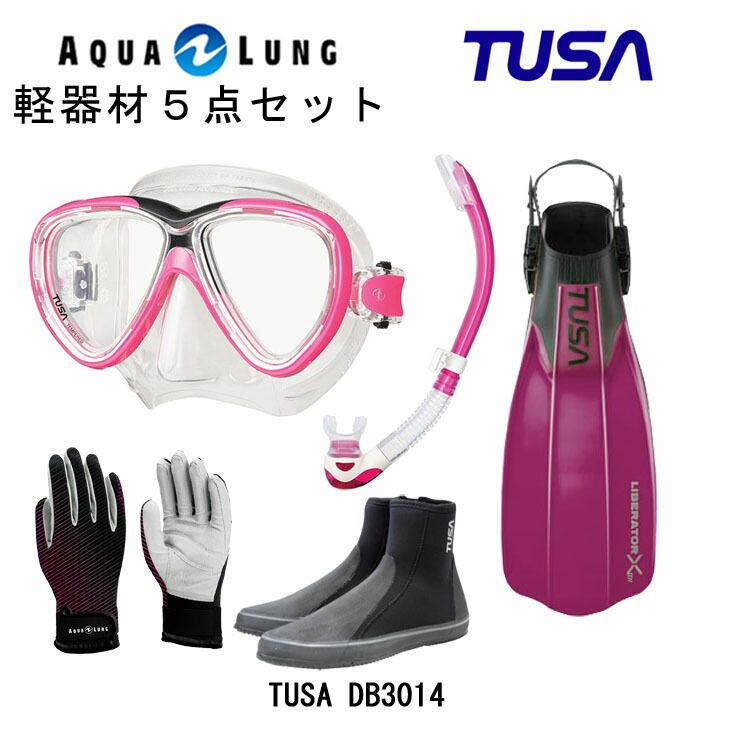 TUSA5点セット tusa-k5-fne02