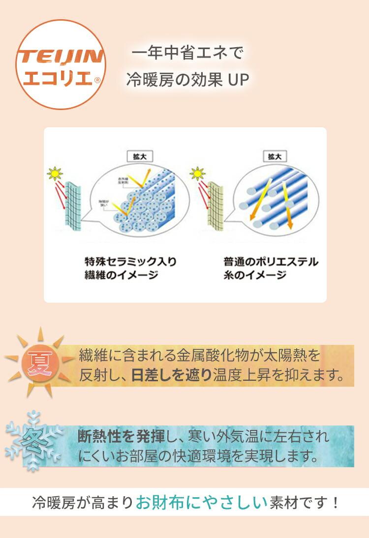 冷暖房効果