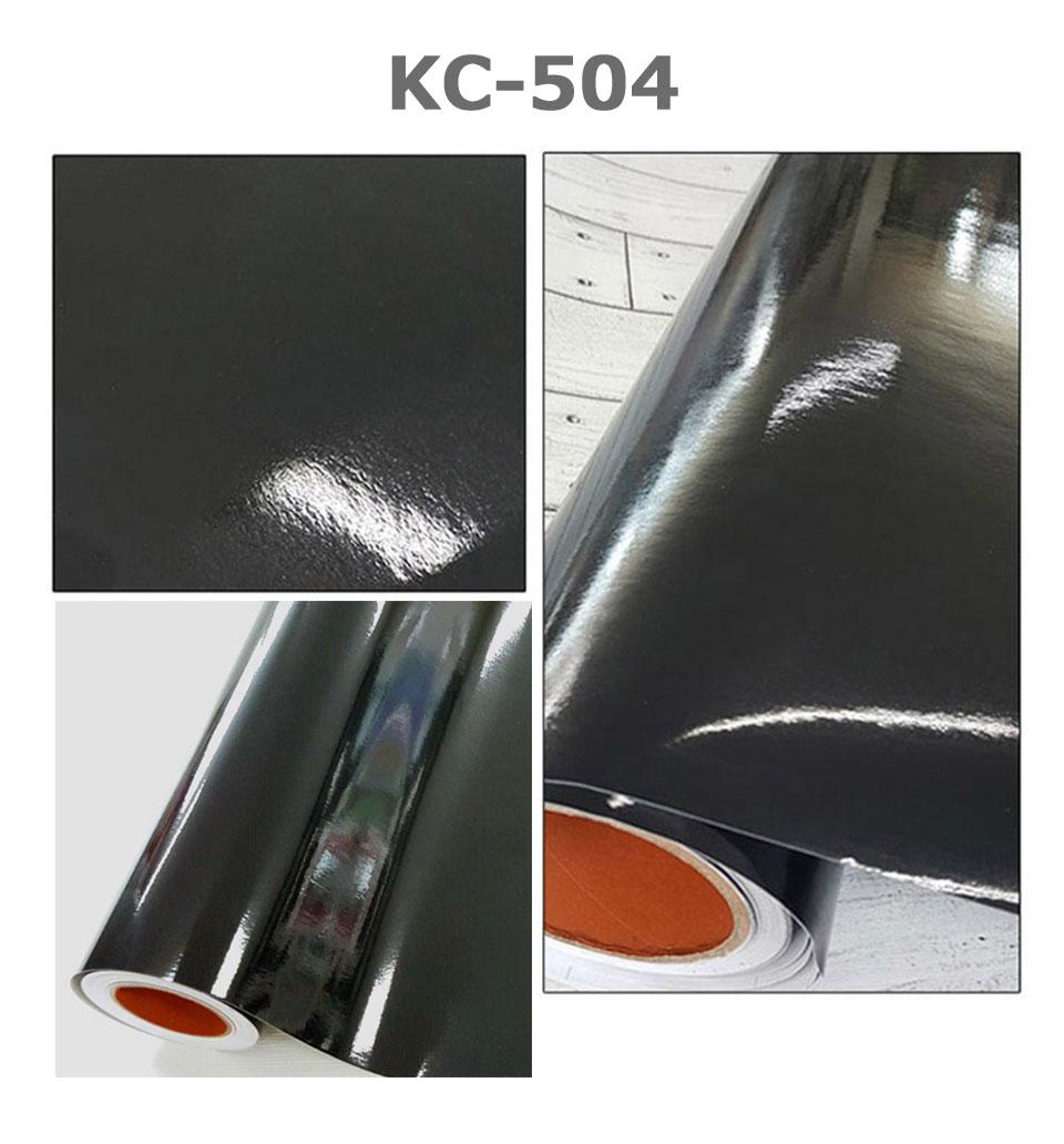 楽天市場 壁紙 シール 黒 光沢ブラックの貼ってはがせる壁紙シール