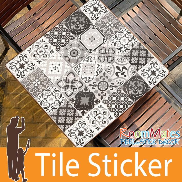 タイルステッカー DIY シール キッチン
