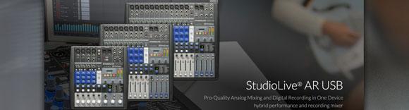 StudioLive AR USB