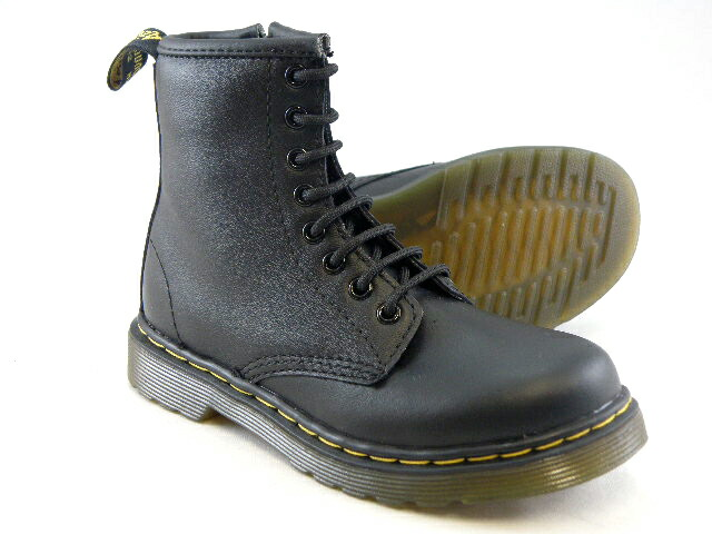 JUNIOR LACE BOOT 15382001 BLACK