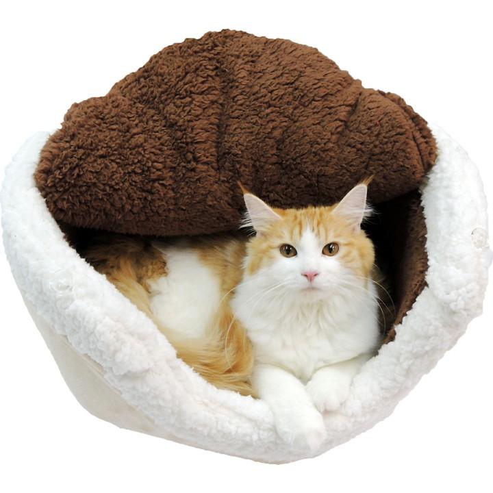 ペットベッド猫用ねこキャットニャンともティーカップペッツルート